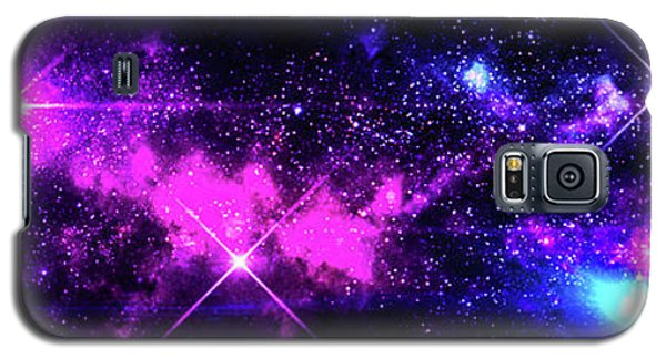 Galaxy S5 Case featuring the photograph The Wonders Of Space  by Naomi Burgess