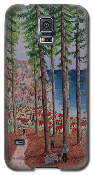 The Wood Collectors Galaxy S5 Case