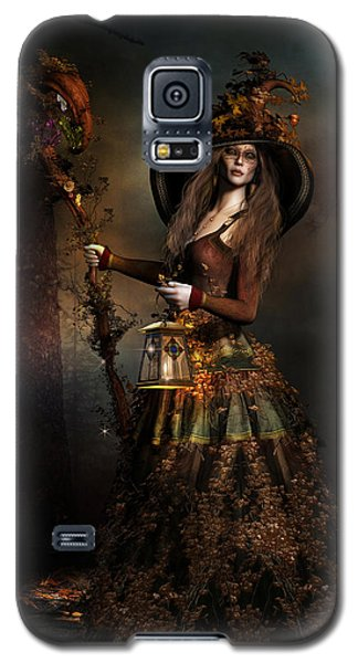 The Wood Witch Galaxy S5 Case