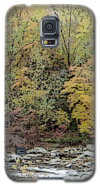 The Woods Galaxy S5 Case by Skyler Tipton