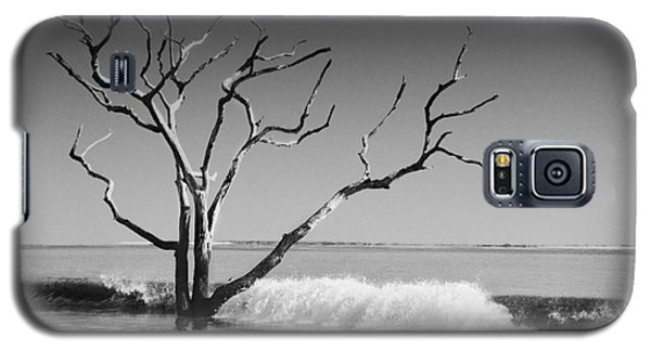 Galaxy S5 Case featuring the photograph The World Is Coming Down II by Dana DiPasquale