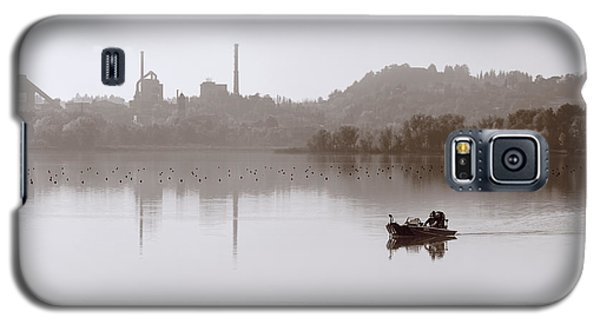 The World Is Quiet Here Galaxy S5 Case