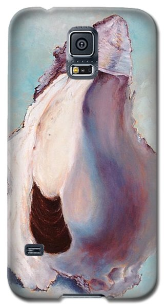 The World Is Your Oyster Galaxy S5 Case