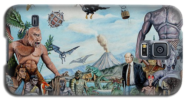 The World Of Ray Harryhausen Galaxy S5 Case