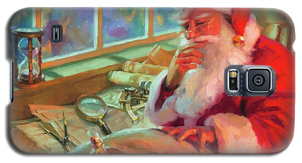 Elf Galaxy S5 Case - The World Traveler by Steve Henderson