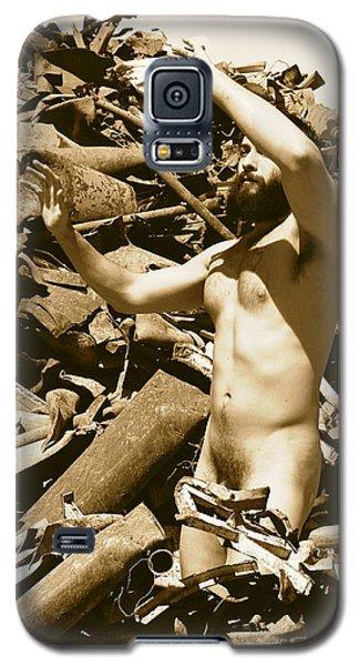 The Wreckage Galaxy S5 Case