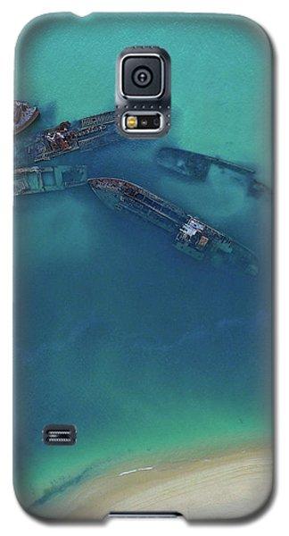 The Wrecks Galaxy S5 Case
