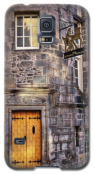The Writers Museum Edinburgh Scotland  Galaxy S5 Case