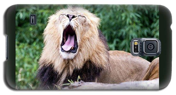 The Yawn Galaxy S5 Case