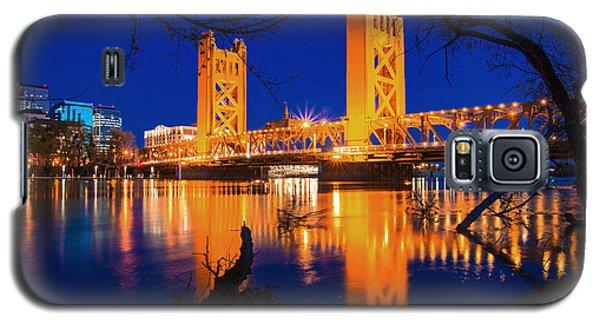 The Yellow Bridge  Galaxy S5 Case
