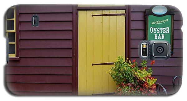 The Yellow Door In Annapolis Galaxy S5 Case