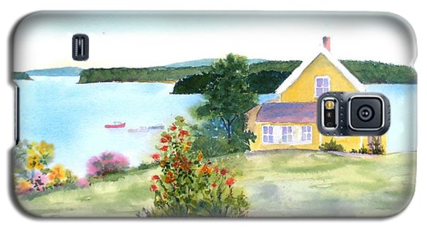 The Yellow House Galaxy S5 Case