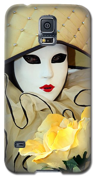 The Yellow Rose Galaxy S5 Case