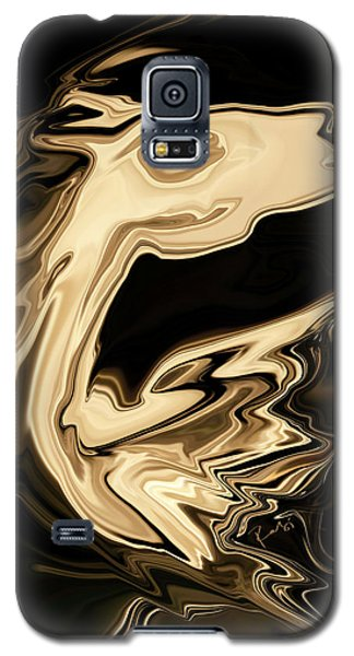 Galaxy S5 Case featuring the digital art The Young Pegasus by Rabi Khan