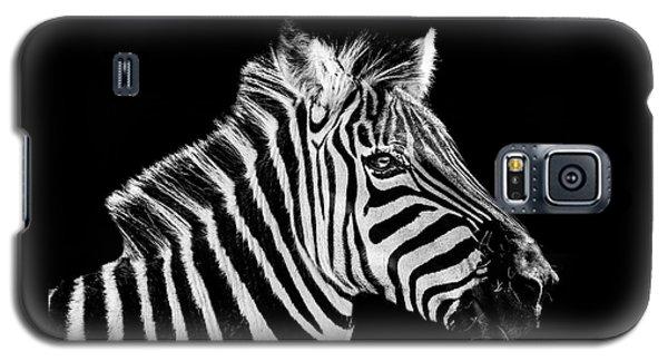 The Zebra Stripes Galaxy S5 Case