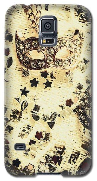 Theater Fun Art Galaxy S5 Case