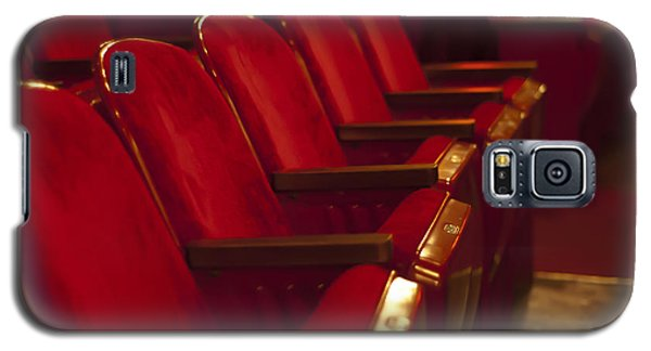 Theater Seating Galaxy S5 Case by Carolyn Marshall