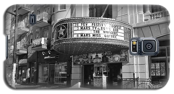 Theatre Rialto Montreal Galaxy S5 Case