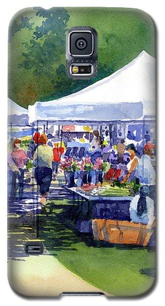 Theinsville Farmers Market Galaxy S5 Case