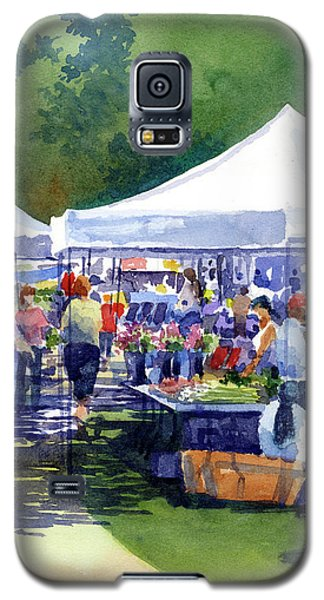 Theinsville Farmers Market Galaxy S5 Case