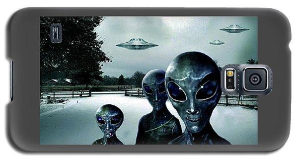 Them Outlanders . . .  Galaxy S5 Case