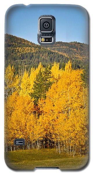 Them Thar Hills Galaxy S5 Case