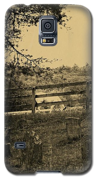 Then And Now Galaxy S5 Case