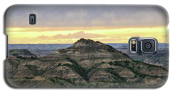 Theodore Roosevelt National Park, Nd Galaxy S5 Case
