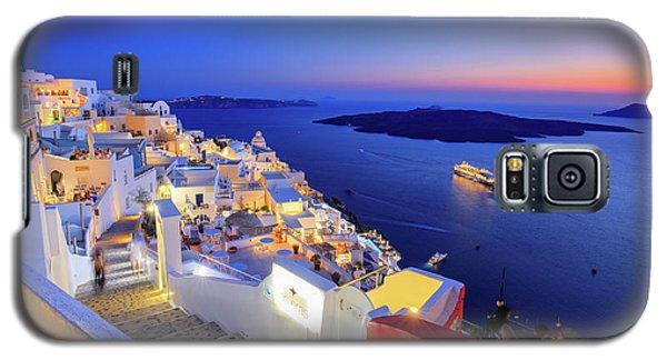 Thera Sunset  Galaxy S5 Case