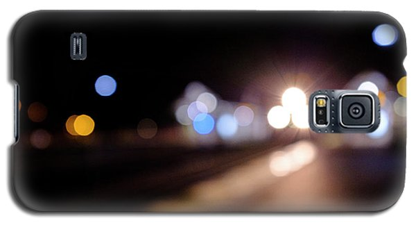 There Is A Train Coming In Winter Park Florida Galaxy S5 Case