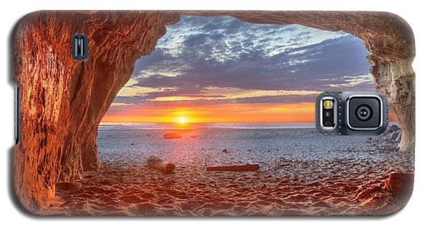 Galaxy S5 Case featuring the photograph There Is Music In The Salty Evening Air by Quality HDR Photography