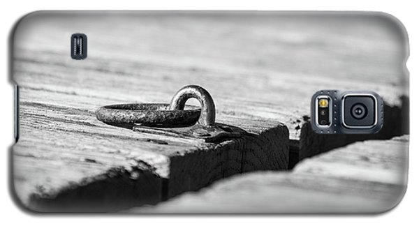 Galaxy S5 Case featuring the photograph There by Karol Livote