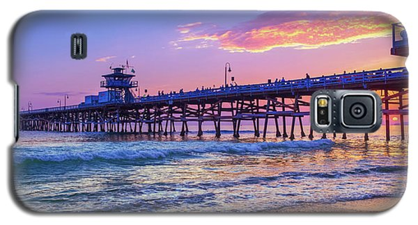 There Will Be Another One - San Clemente Pier Sunset Galaxy S5 Case