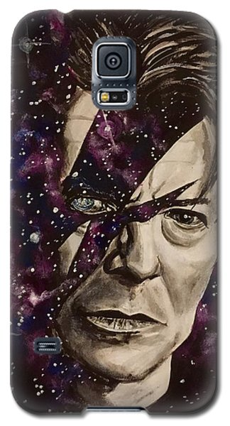 There's A Starman Waiting In The Sky Galaxy S5 Case