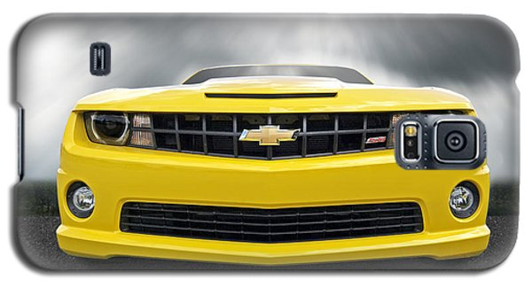 There's A Storm Coming - Camaro Ss Galaxy S5 Case