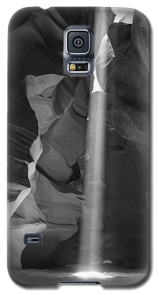Galaxy S5 Case featuring the photograph There's A World Going On Underground by Quality HDR Photography