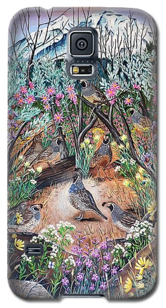 There's One In Every Crowd Galaxy S5 Case by Jennifer Lake