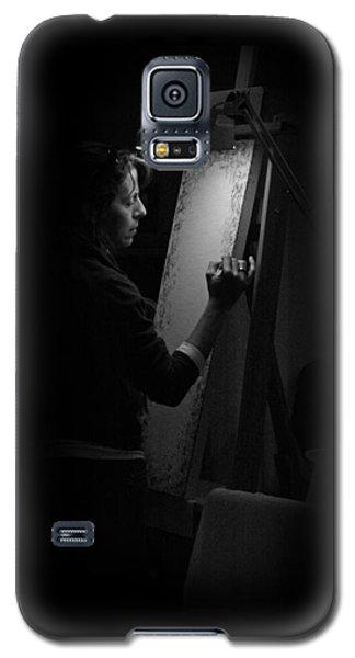 Theresa Marie Johnson, Painter Galaxy S5 Case