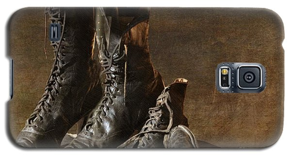 These Boots Are Made For Walking Galaxy S5 Case
