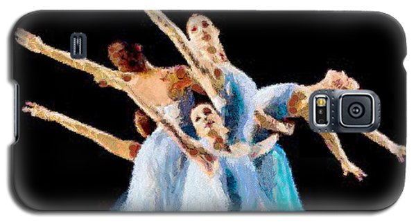 They Danced Galaxy S5 Case