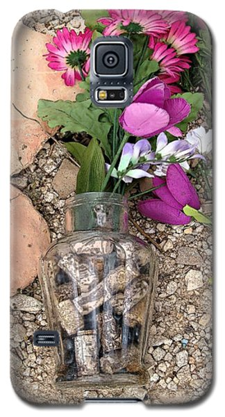 Things Remembered Terlingua Cemetary Galaxy S5 Case by Kerry Beverly