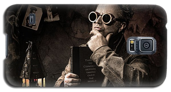 Things To Consider - Steampunk - World Domination Galaxy S5 Case