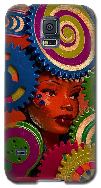Thinking Cap Galaxy S5 Case by Jeff  Gettis