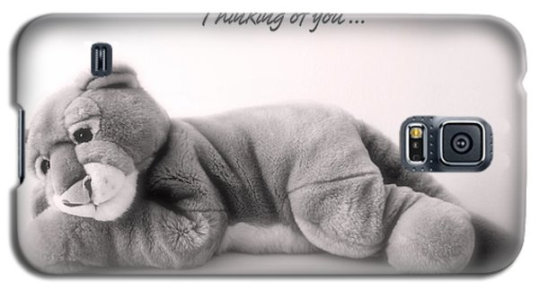 Galaxy S5 Case featuring the photograph Thinking Of You by Gina Dsgn