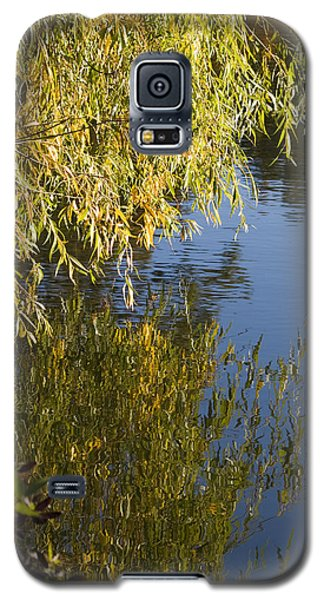 Galaxy S5 Case featuring the photograph Thinking by Tara Lynn