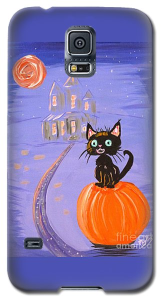 Things I Like Best At Halloween Galaxy S5 Case