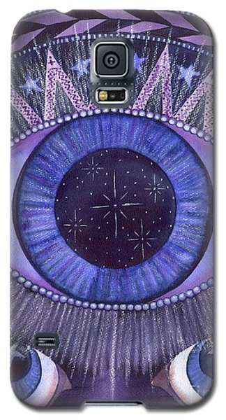 Third Eye Chakra Galaxy S5 Case