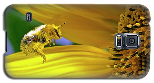 This Bee Needs A Bath Galaxy S5 Case