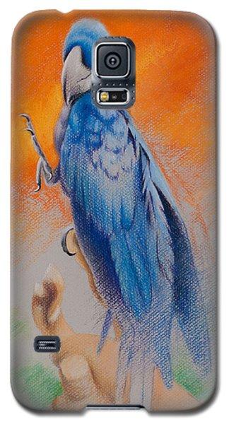This Bird Had Flown Galaxy S5 Case