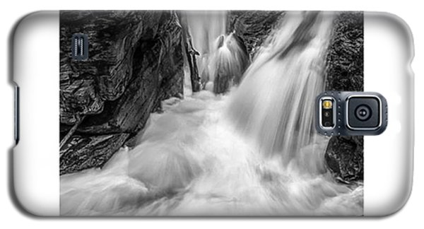 Galaxy S5 Case - This Image Was Taken In Glacier by Jon Glaser